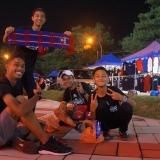 Malaysian Football fans