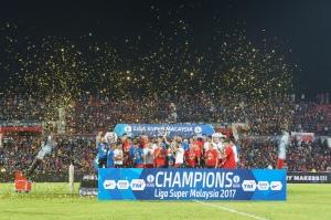 Malaysian Super League champions