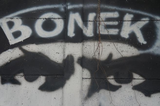 Bonek graffiti