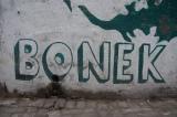 Graffiti bonek