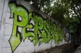 Graffiti persebaya