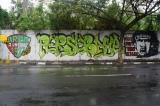 Persebaya graffiti