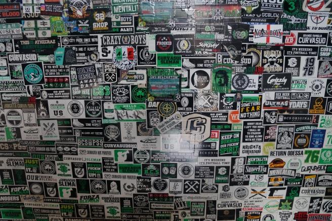 Brigata Curva Sud sticker