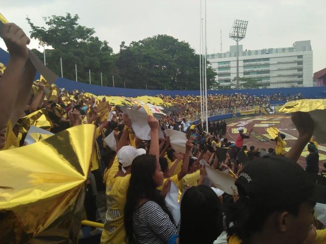 Fans Palembang