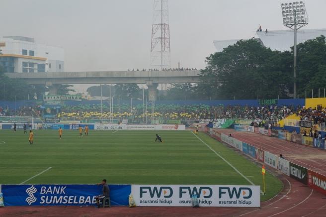 Fans Sriwijaya