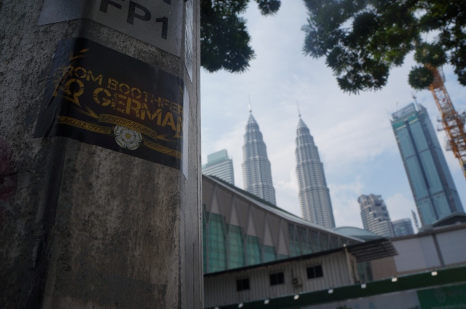 From Boothferry To Kuala Lumpur