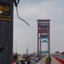 From Boothferry To Palembang