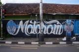 Graffiti PSIM Yogyakarta