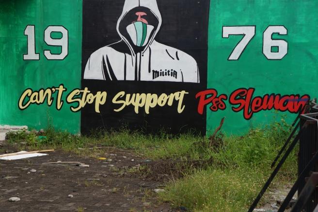 Graffiti PSS Sleman