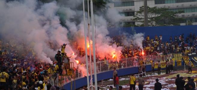 Palembang fans
