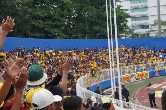 Sriwijaya fans
