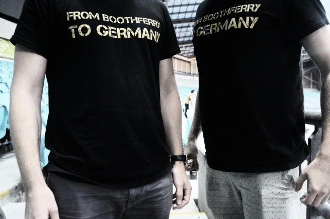 From Boothferry To Germany blogger