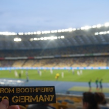 From Boothferry To Kiev