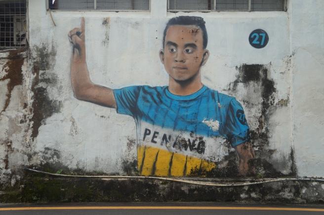 Penang Football fans