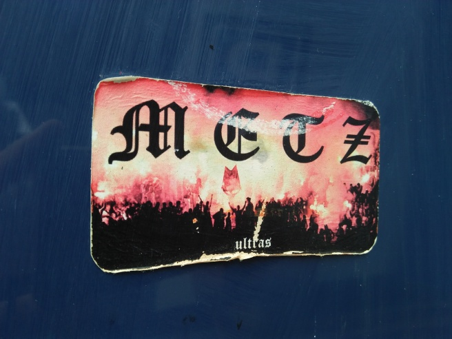 Metz sticker