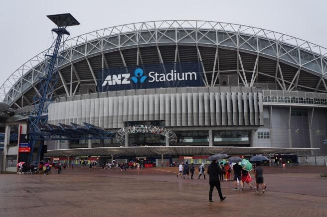 ANZ Stadium Western Sydney Wanderers