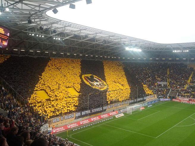 Tifo Dynamo Dresden