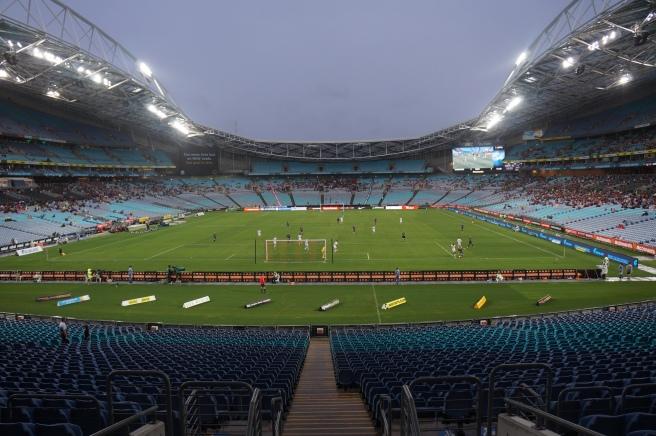 Western Sydney Wanderers ANZ Stadium