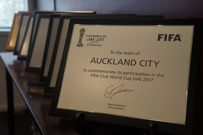 Auckland City FIFA Club World Cup