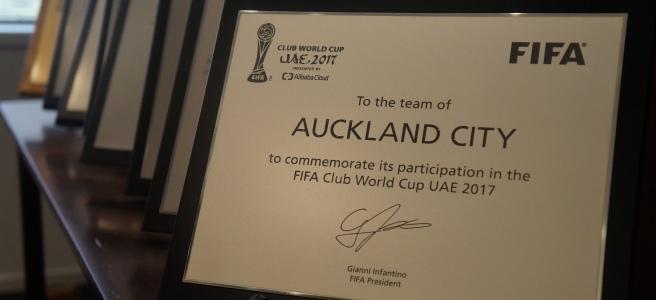 Auckland City FIFA Club World Cup