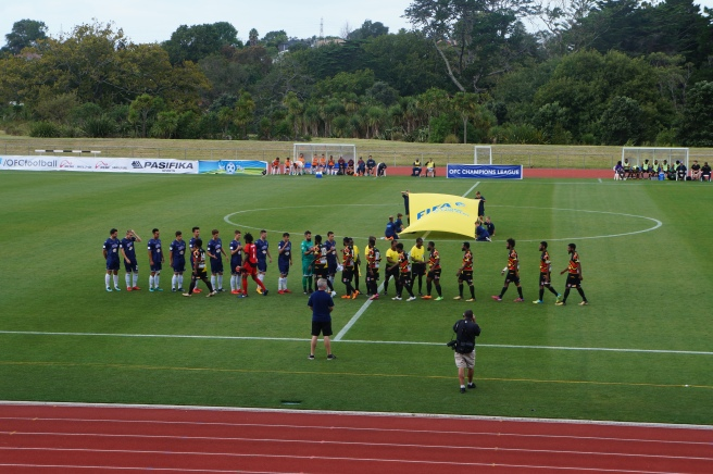 Auckland City Madang FC