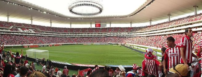 CD Chivas stadium