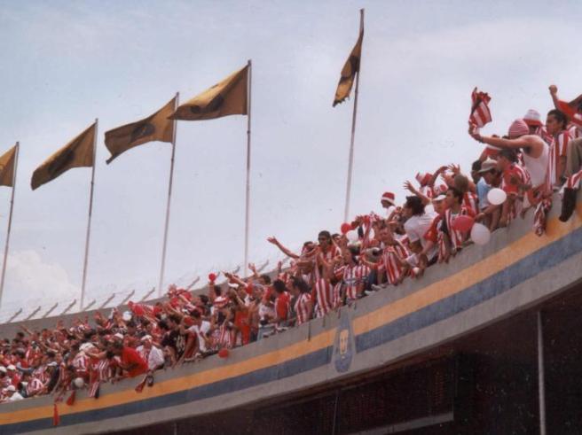 Chivas Football fans