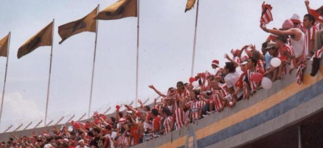 Chivas Football fans