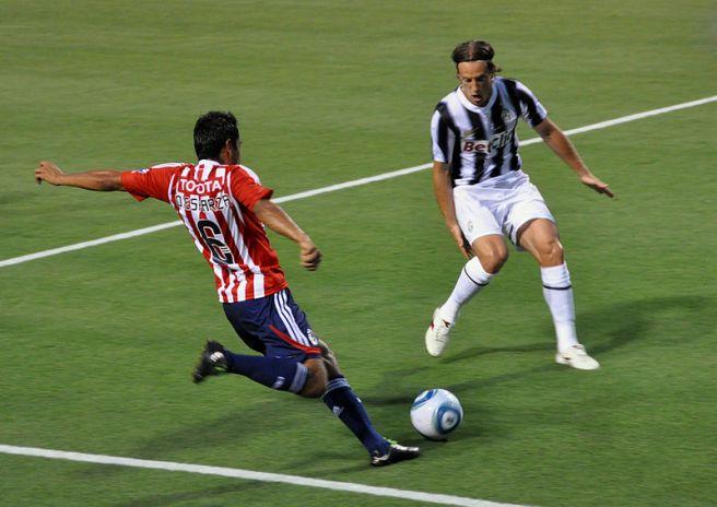 Guadalajara Chivas Juventus