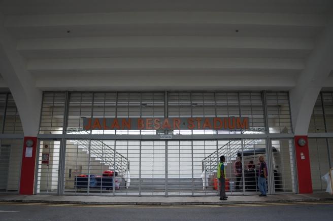 Jalan Besar entrance