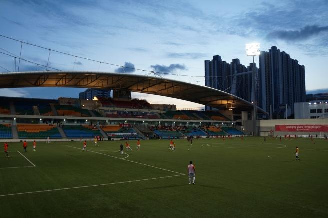 Jalan Besar Football stadium