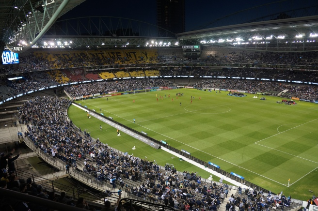 Melbourne Victory Etihad Stadium