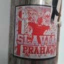 Slavia Praha sticker