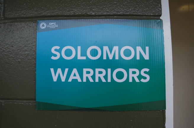 Football Solomon Warriors