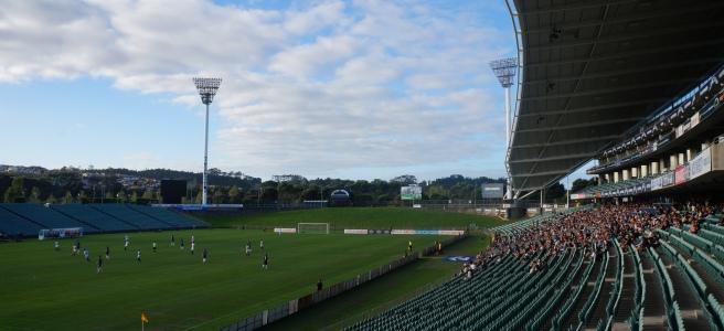 QBE Stadium Football