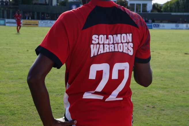 Solomon Warriors Player