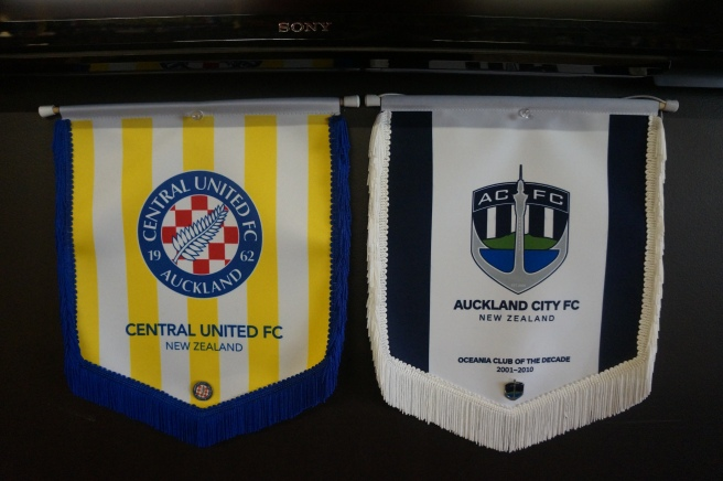 Central United Auckland City