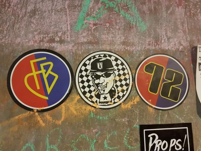FC Basel sticker