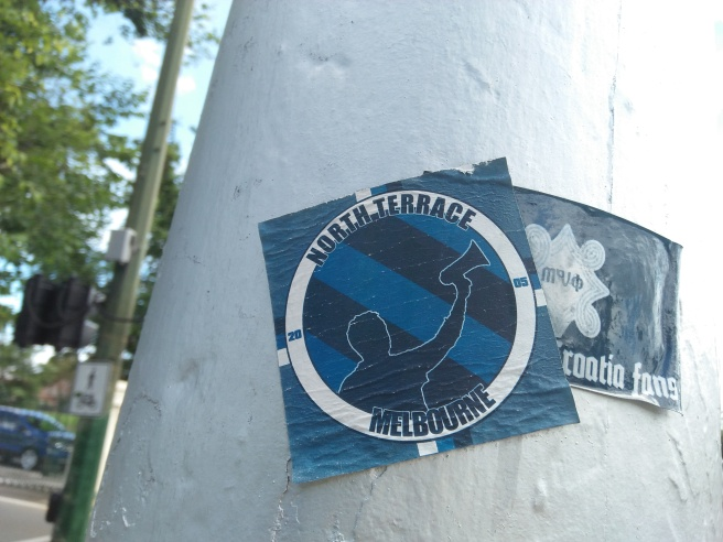 Melbourne Victory sticker