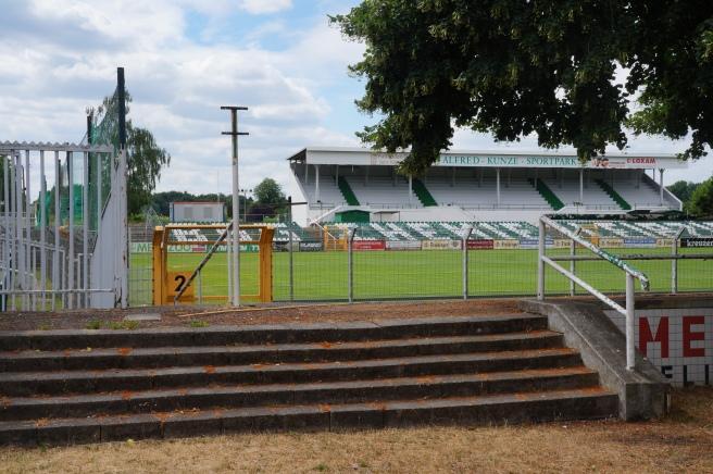 BSG Chemie Leipzig stadium