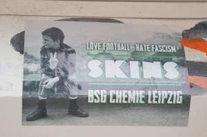 Chemie Leipzig sticker