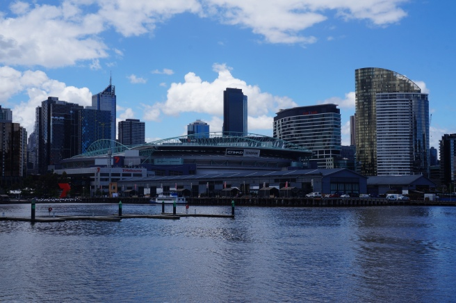 Docklands Stadium Melbourne