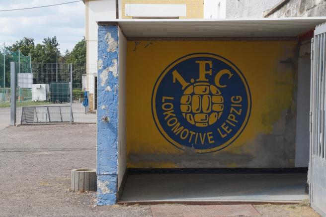Lok Leipzig graffiti
