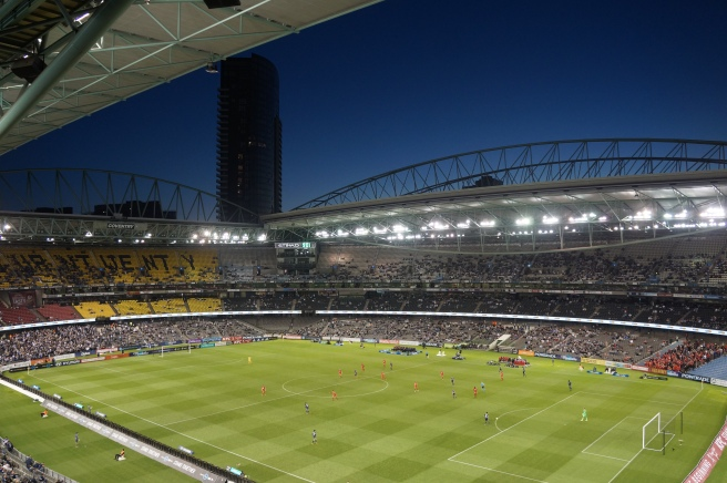 Melbourne Victory Adelaide United Derby
