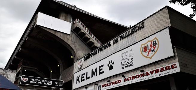 Rayo Vallecano Madrid stadium