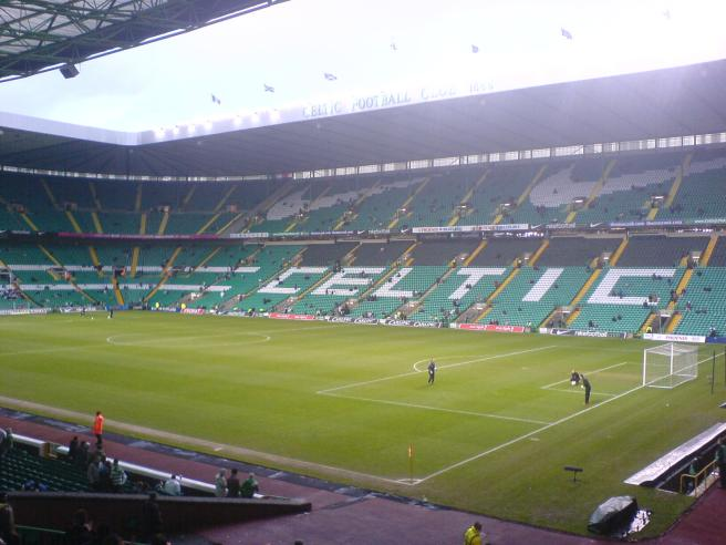 Celtic Park inside