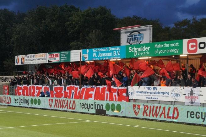 FC Twente fans choreo