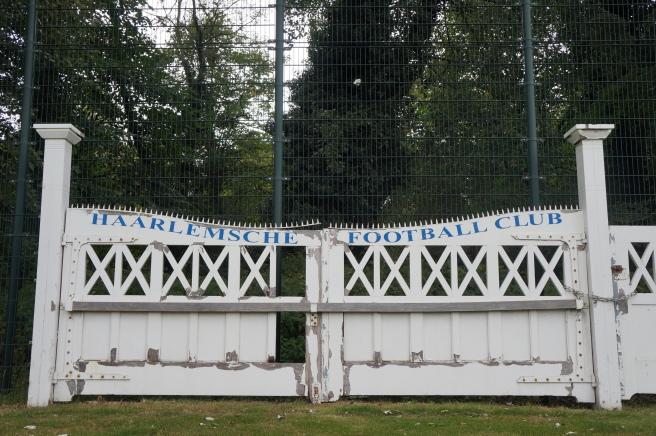 Football club Haarlem Holland