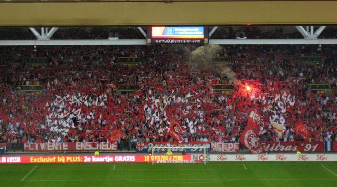 FC Twente Vak P choreo