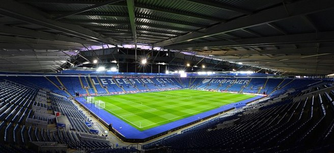 King Power Stadium panorama photo